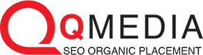 SEO Organic Placement | QMedia | SEO Advertising Logo